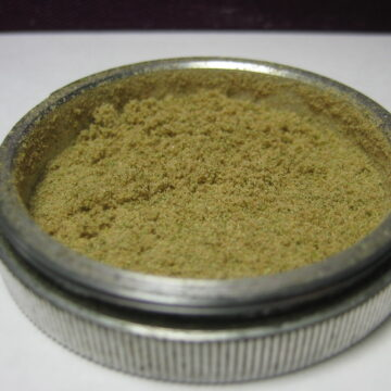 What is Kief, What to Do With It, and How to Collect It